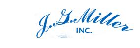 JG Miller Site Construction Logo